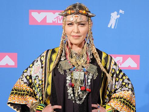 """Madonna: """"El COVID-19 no discrimina las clases sociales"""""""