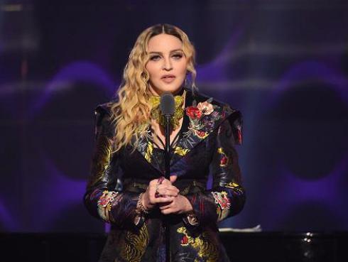 Madonna lamentó la eliminación de Portugal del Mundial