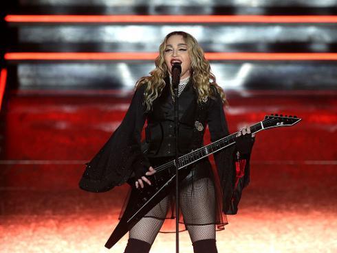 Madonna es elegida 'Mujer del año' por Billboard [FOTOS]