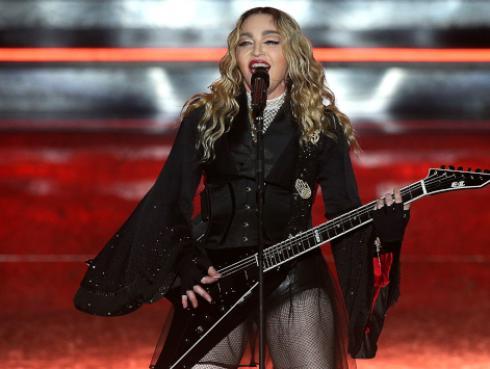 Así se prepara Madonna para la Navidad [FOTO]