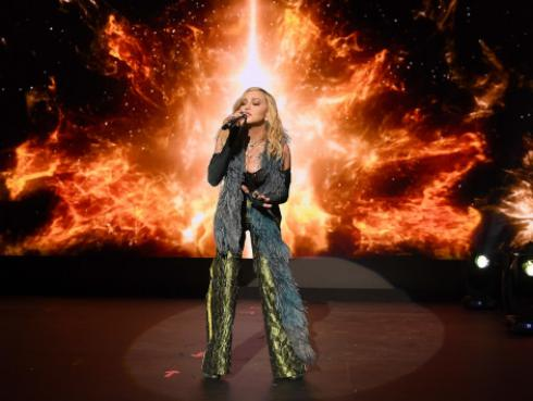 Madonna presentará 'Medellín' en los Billboard Music Awards