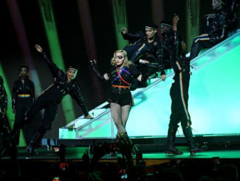 Madonna presentó el video oficial de 'Batuka'