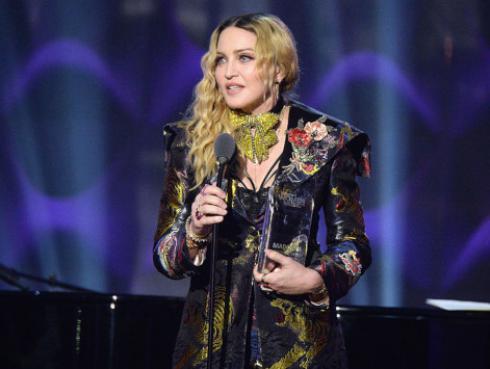 Madonna publicó video de la canción 'I rise'