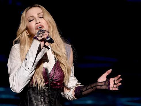 Madonna saludó a sus seguidores por el Día de San Valentín