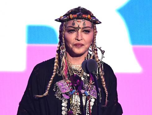 Madonna se despide con emotivo mensaje de Mark Blum, actor que falleció a causa del COVID-19