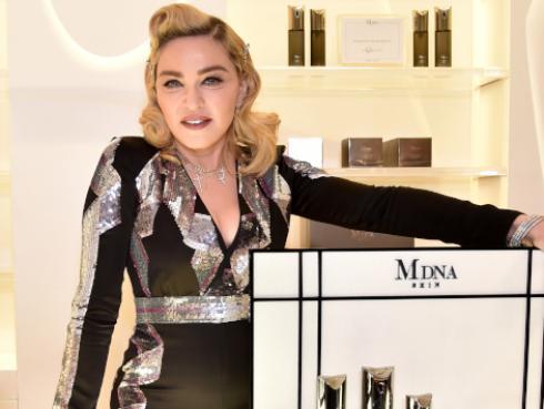 Madonna sorprende con impactante cambio de look