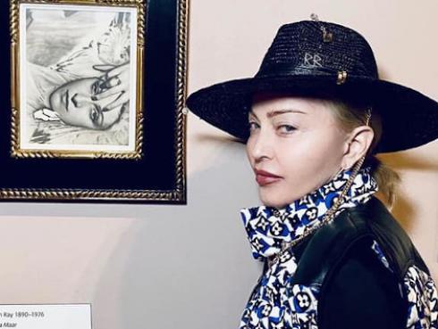 Madonna suma nuevo récord en Billboard