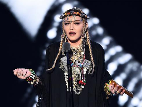Madonna y su malestar por el manejo del COVID-19 en Estados Unidos