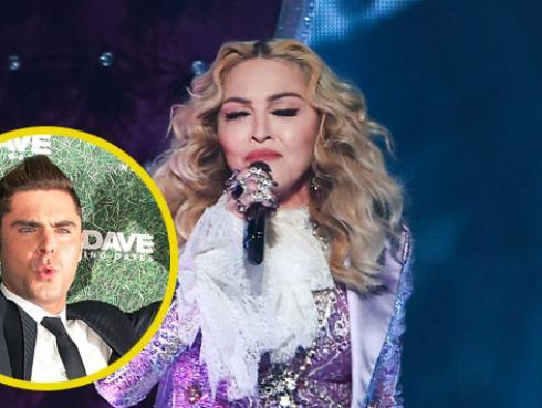 ¿Madonna y Zac Efron, juntos? ¿Qué podemos concluir con estas fotos?