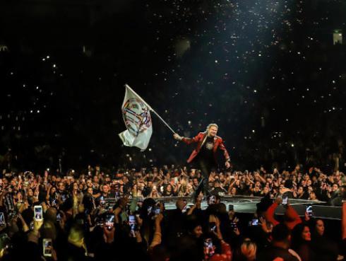 Maná brindará inolvidable concierto en República Dominicana