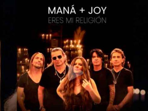 Maná lanza nueva versión de 'Eres mi religión'