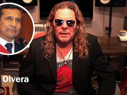 Fher de Maná envió mensaje al presidente Ollanta Humala [VIDEO]