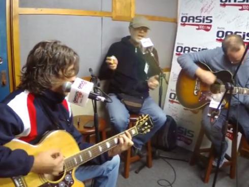 #Fogatera: Mar de Copas cantó 'Suna'