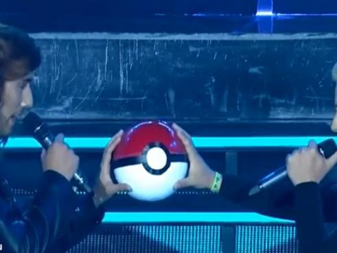 Mira al imitador de Mario 'El Pájaro' Gómez interpretar la intro de 'Pokémon' en 'Yo Soy' [VIDEO]