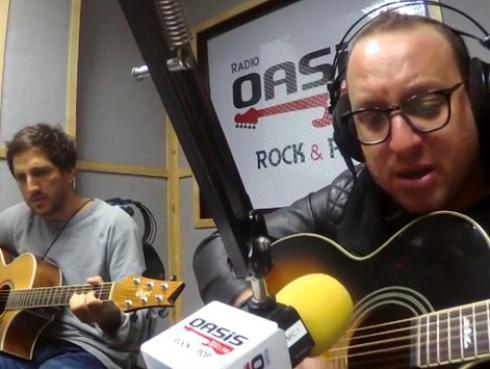 #Fogatera: El Marshall y Piccini interpretaron 'Tu Amor', de Charly García y Pedro Aznar