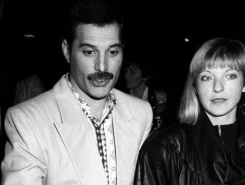 """Mary Austin sobre su conexión con Freddie Mercury: """"Su dolor fue mi dolor"""""""