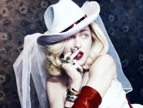 'Medellín' de Madonna se estrenará mundialmente en MTV