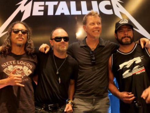 ¡Líder de Megadeth dijo esto sobre el nuevo disco de Metallica!