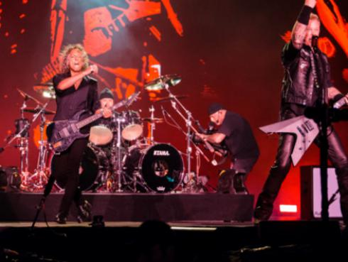 Metallica no grabará disco con Lady Gaga