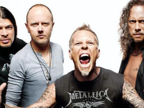 Metallica fue nominado como 'Mejor álbum de rock' en los Grammy 2018