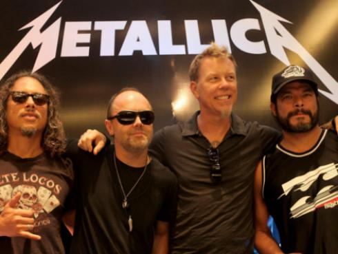 Metallica ganó 'Mejor Álbum de Rock' por 'Hardwired...to Self Destruct', en los Billboard 2017