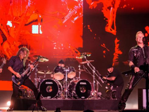 Metallica utiliza conciertos alrededor del mundo para video de 'Hardwired'