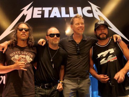 Metallica presentó 'Hardwired... to Self-Destruct' y aquí te contamos los detalles [VIDEOS]