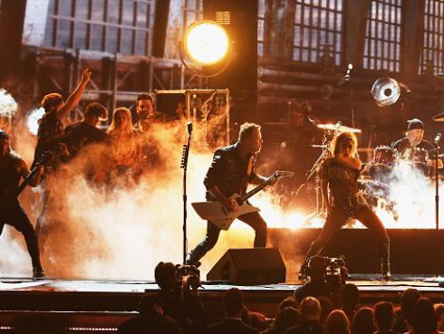 ¿Metallica nuevamente en el escenario con Lady Gaga? Esto dijo Lars Ulrich
