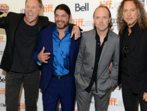 Metallica promete show especial para los Premios Grammy
