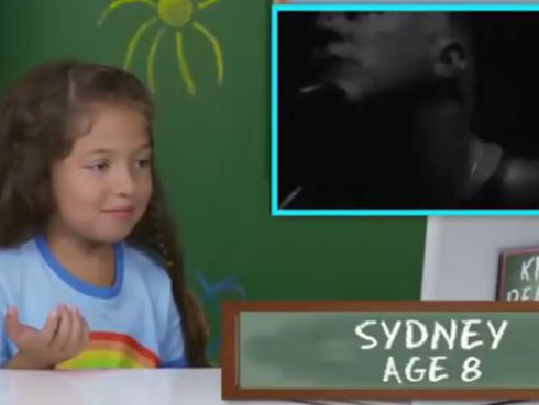Niños escuchan por primera vez a Metallica y su reacción es increíble [VIDEO]