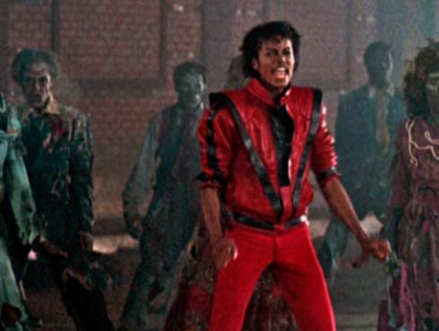 'Thriller' de Michael Jackson cumple 35 años [FOTOS Y VIDEO]