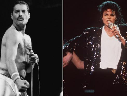 ¿Por qué se distanciaron Freddie Mercury y Michael Jackson?