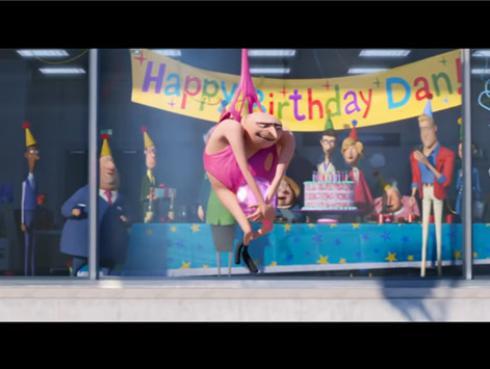Michael Jackson suena en el trailer de 'Mi villano favorito 3' [VIDEO]