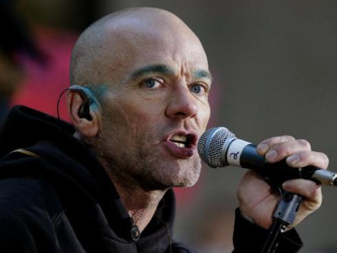 ¡Michael Stipe, exvocalista de R.E.M., quiere volver a la música!