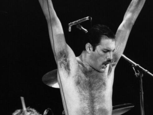 Freddie Mercury el mejor vocalista, según la ciencia