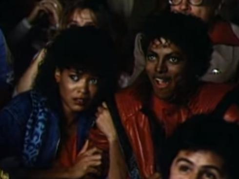 ¡Mira cómo luce ahora la actriz del famoso video de 'Thriller' de Michael Jackson, 33 años después!
