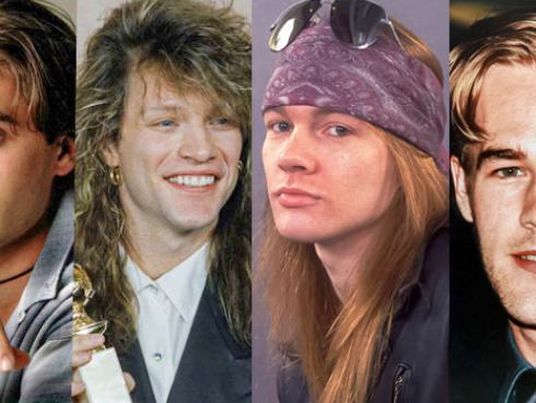 Mira cómo lucen hoy los famosos de los 90s