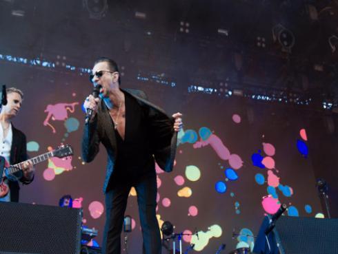 Mira el primer adelanto de la película de Depeche Mode