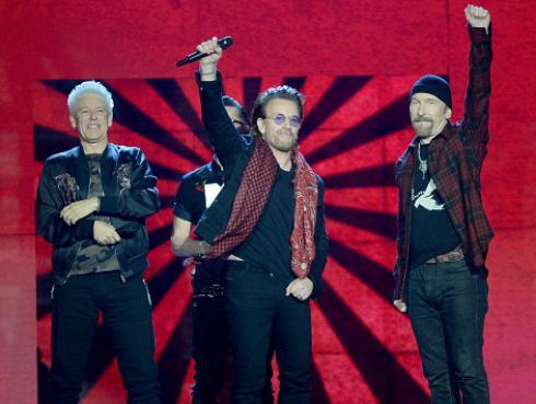 ¡Mira el último lanzamiento de U2!