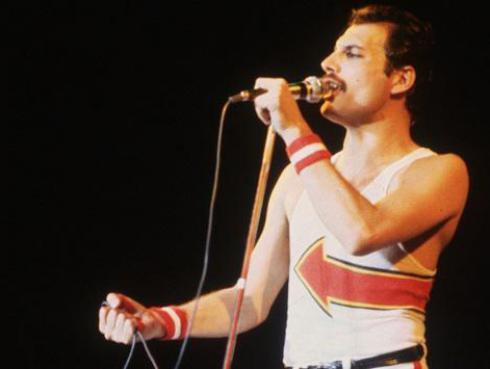 Mira las nuevas fotos de Rami Malek como Freddie Mercury
