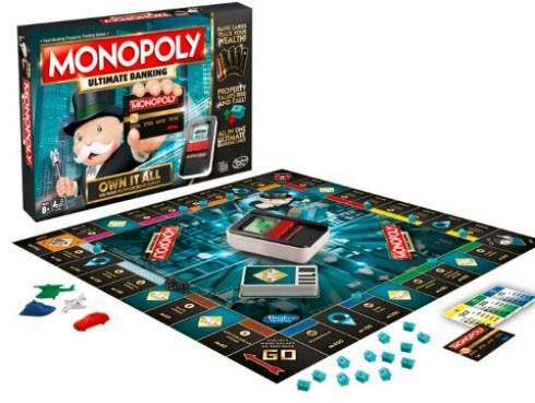 ¡Monopoly cambió! La tecnología llegó al clásico juego