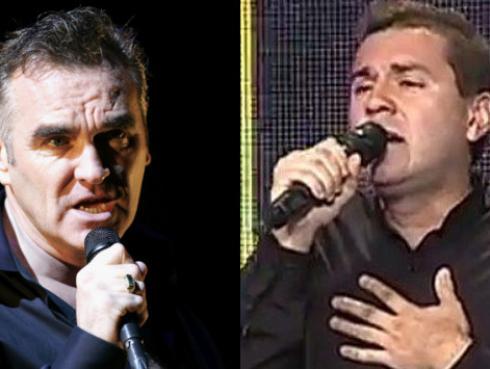 Imitador de Morrissey sorprende a jurado de 'Yo Soy' con gran parecido [VIDEO]