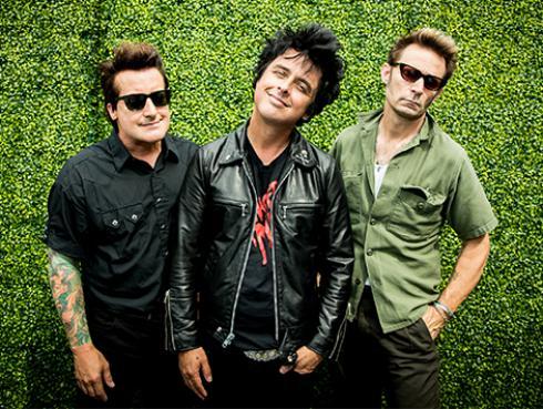 MTV EMA: Green Day confirma su presentación en la nueva entrega del evento