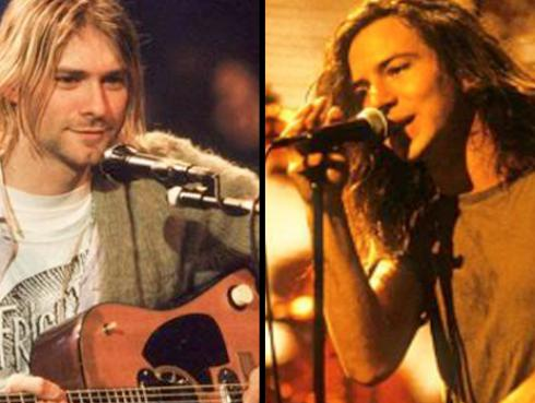 MTV retransmitirá los Unplugged de Nirvana y Pearl Jam
