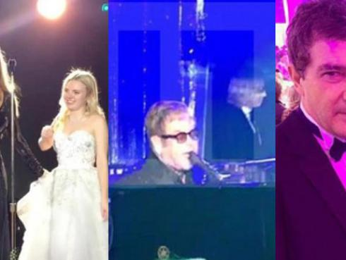 Multimillonario ruso pagó una fortuna para que Elton John y Mariah Carey toquen en la boda de su nieta [VIDEOS]