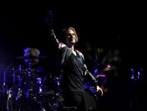 ¡Muse recibe premio por brindar el mejor show del mundo! [VIDEO]