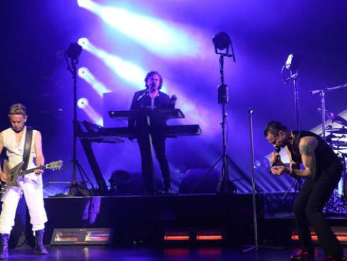 Netflix presentará documental sobre Depeche Mode