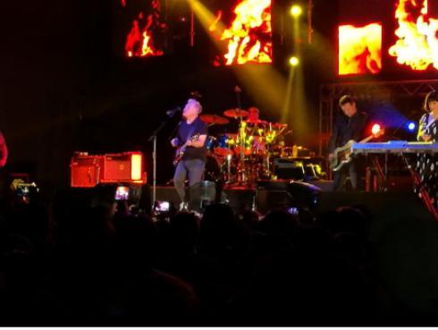 New Order: Revive lo mejor de su concierto en Lima en fotos y videos