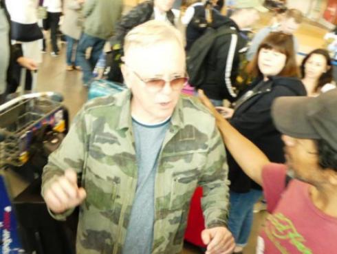 ¡New Order ya está en Lima! Aquí sus primeras fotos