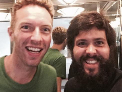 La historia del mago peruano que animó la fiesta en Lima de Moses, hijo de Chris Martin, líder de Coldplay